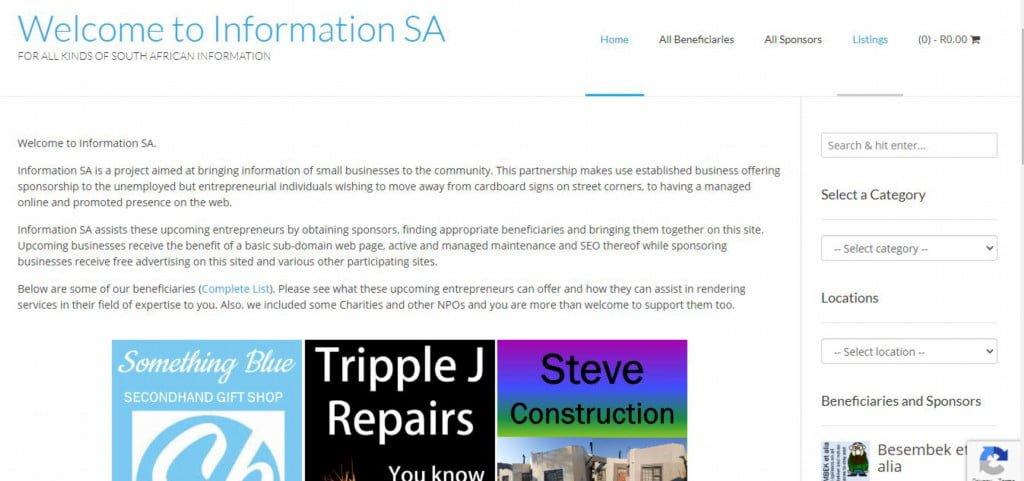 Information SA