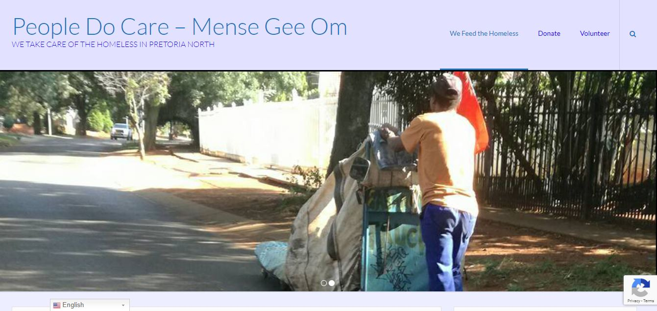 People Do Care – Mense Gee Om
