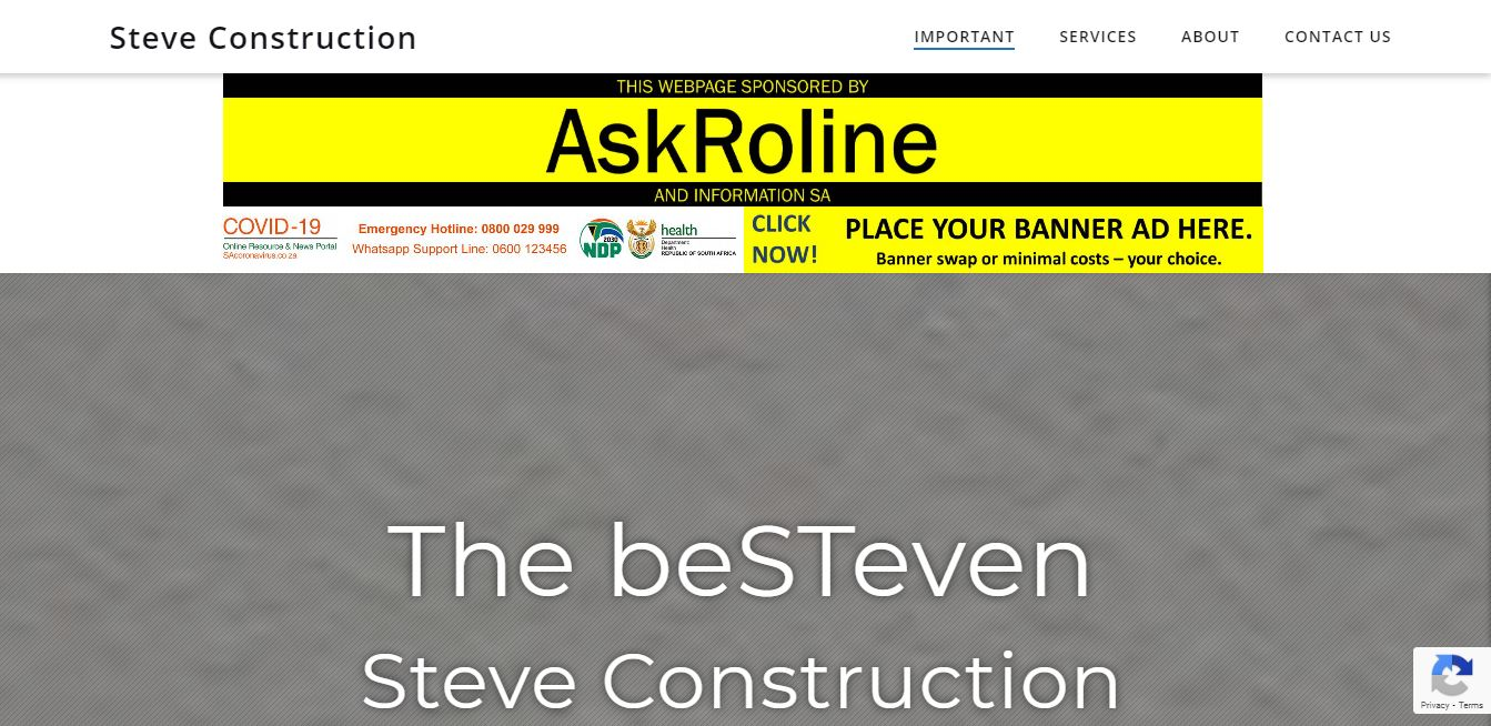 Steve Construction