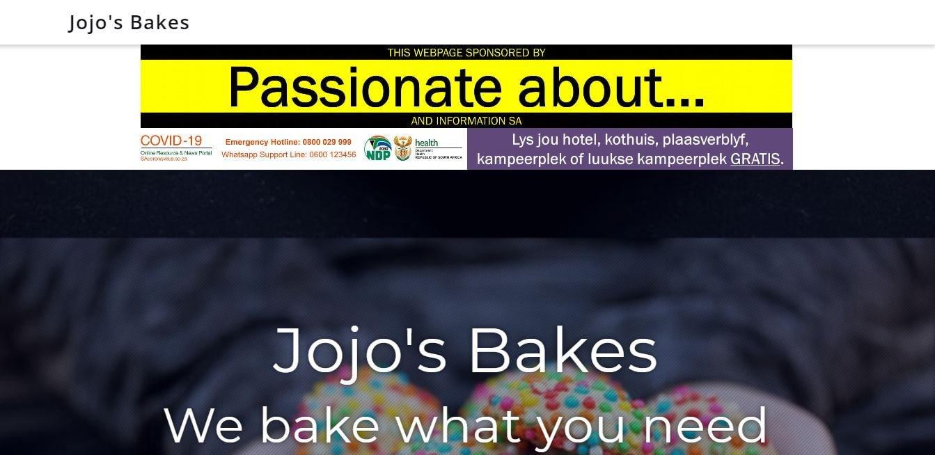 Jojo's Bakes