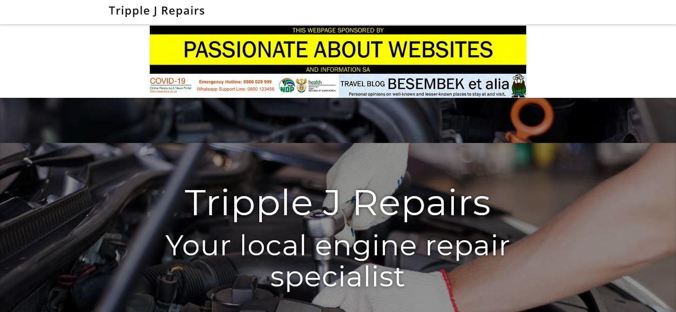 Tripple J Repairs